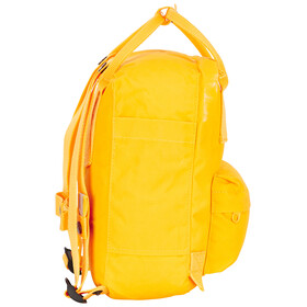 Fjällräven Kånken rugzak Kinderen geel
